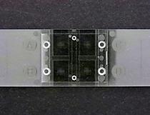 エンジニアリングプラスチック成形・プラスチックマグネット成形・射出成形の株式会社エムジー/ディスポーザブル細胞計数盤